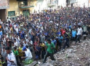 ¡IMPULSEMOS JUICIO INTERNACIONAL A ALAN GARCÍA Y SU GOBIERNO POR GENOCIDIO INDÍGENA!