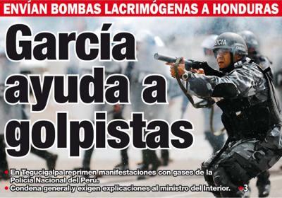 DE LA MANO CON HONDURAS
