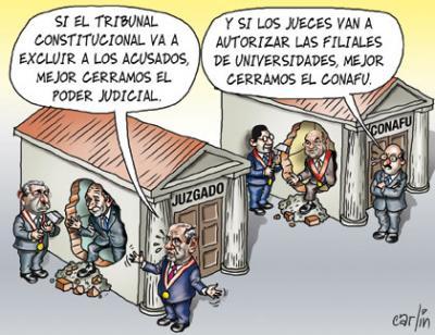 PERU: UNO DE LOS PAISES MAS CORRUPTOS DEL MUNDO
